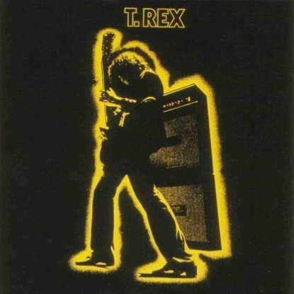 Electric Warrior Cover