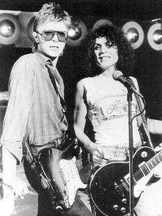 Marc & Dave Bowie