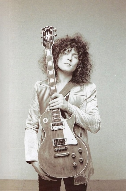 Marc & his Les Paul