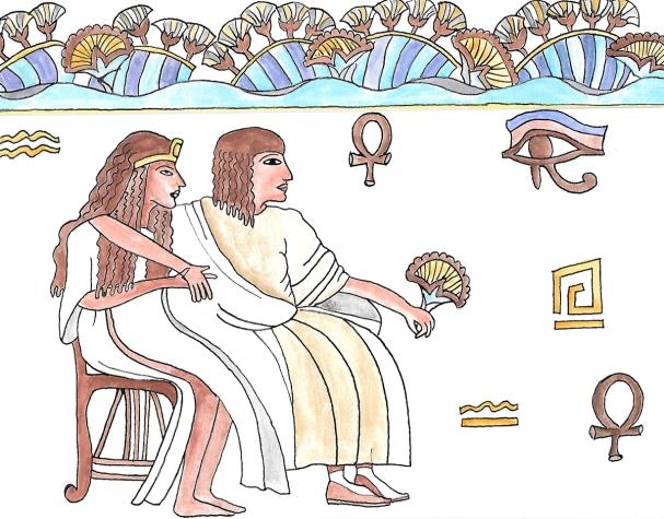 Eygptian Painting