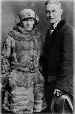 Fitzgeralds on Honeymoon