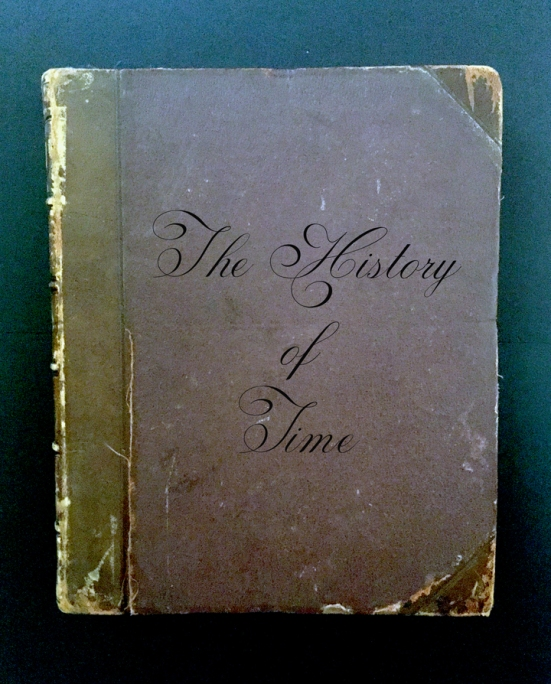 History of Time Book
